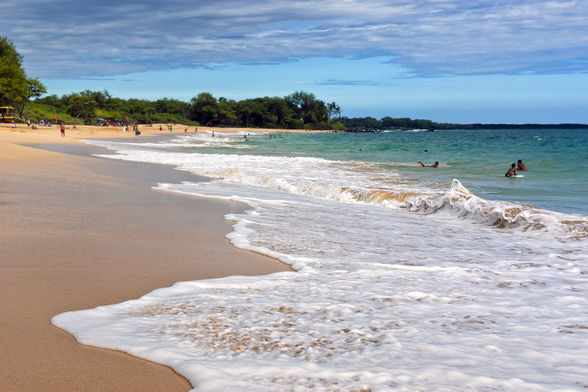 Big Beach at Makena State Park, Maui