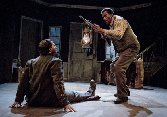 """""""The Whipping Man"""" at Taproot Theatre Company"""