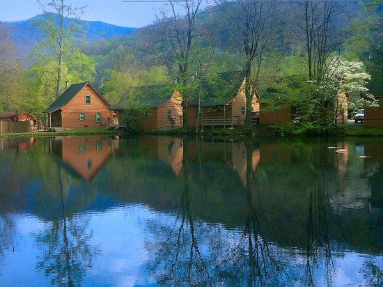Creekwood Village Resort, in the heart of Maggie Valley, NC, is a place where nature comes to your doorstep | WhereTraveler