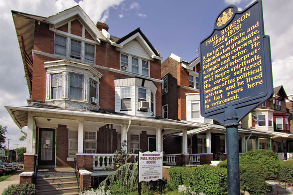 Paul Robeson House and Museum