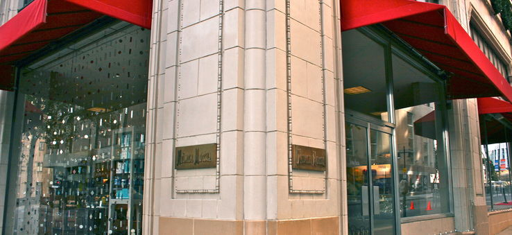 Neiman Marcus flagship store in Downtown Dallas