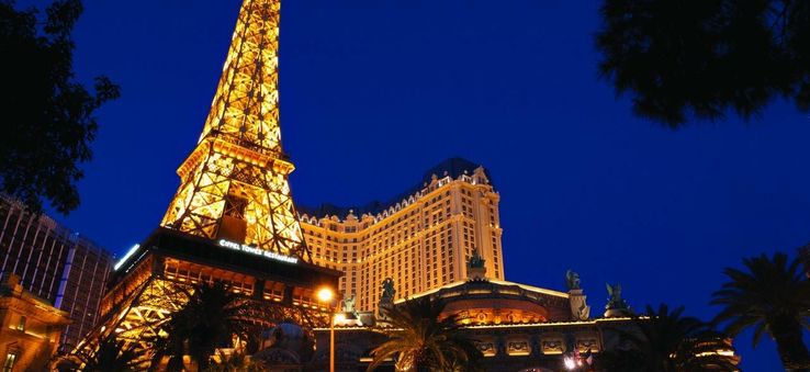 Tina McConnell, concierge at the Westin reccommends a visit to the Eiffel Tower for a touch of romance in Las Vegas | WhereTraveler