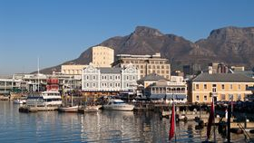 Victoria and Alfred Waterfront, Cape Town, South Arica