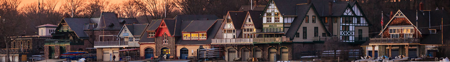 Things to do in Philadelphia - Philly boathouse row