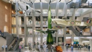 New look for Imperial War Museum, London