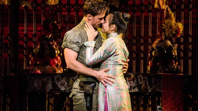 Miss Saigon North America Tour in Seattle