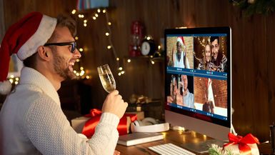 Try these virtual and socially distanced party ideas to keep yourself and others safe this holiday season | WhereTraveler