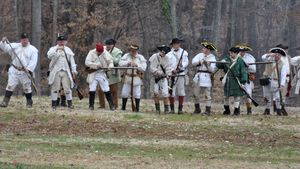 Charlotteans prepare to face British troops