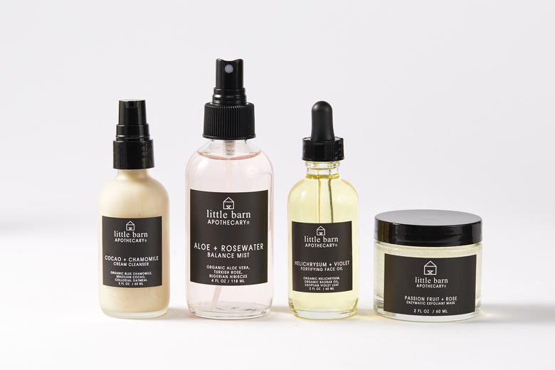 Little Barn Apothecary + Co. beauty products