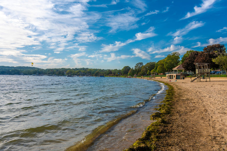 Lake Geneva moves at a slower pace than Milwaukee. Only 1 hour and 40 minutes from downtown Chicago, Lake Geneva seems somewhat frozen in time | WhereTraveler